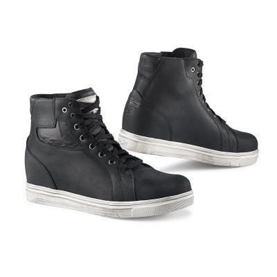Chaussures moto femme TCX Street Ace Lady WP noir