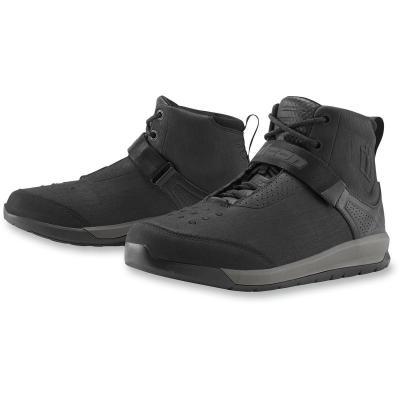 Chaussures moto Icon Superduty 5 noir