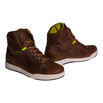 Chaussures moto mixtes Forma Swift Dry WP marron
