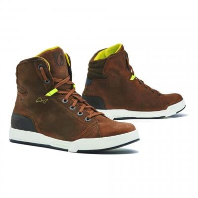 Chaussures moto mixtes Forma Swift Dry WP marron