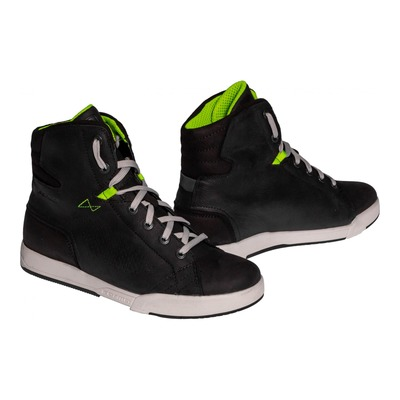 Chaussures moto mixtes Forma Swift Flow noir/blanc