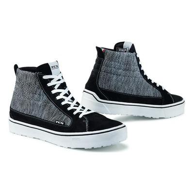 Chaussures moto TCX Street 3 Air noir/gris