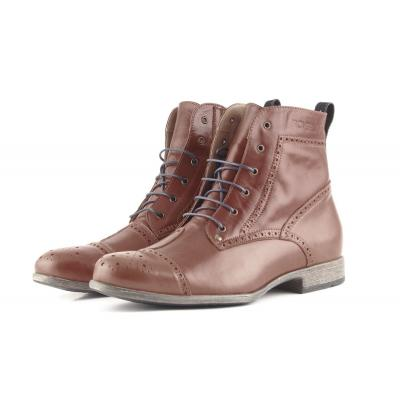 Chaussures Overlap RICHPLACE marron