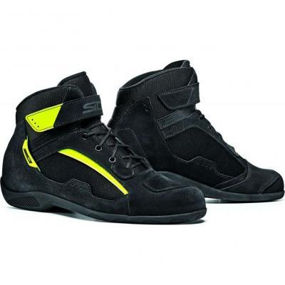 Chaussures Sidi Duna noires/jaunes