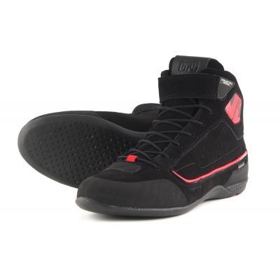 Chaussures V'Quattro GP4 WP noir/rouge