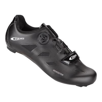 Chaussures vélo route GES Roadster jaune noir
