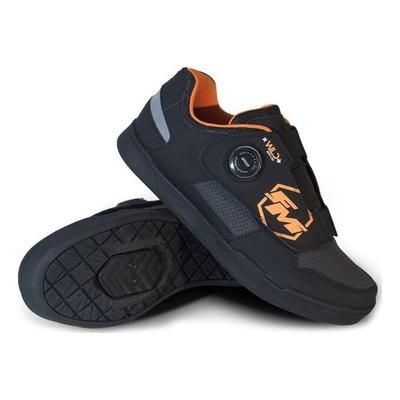 Chaussures VTT FM Drake noir/orange