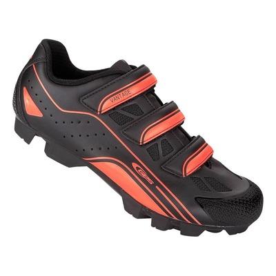 Chaussures VTT GES Vantage noir/orange