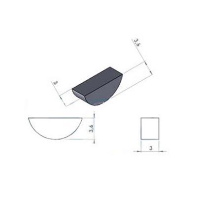 Clavette volant minarelli am6 (4901248000)