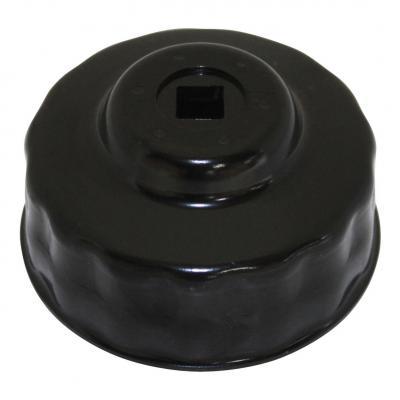 Cle a filtre 15 pans ø 74 a 76 mm