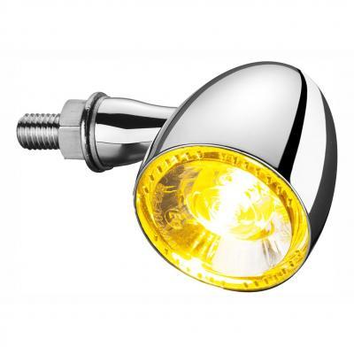 Clignotant LED Kellermann Bullet 1000 chromé