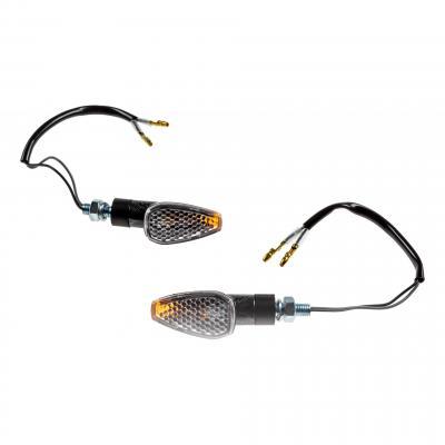 Clignotants ampoule Indicator carbone (paire)