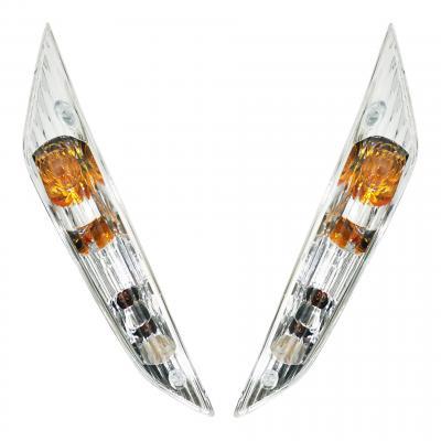 Clignotants avant Replay Piaggio 50 ZIP 00- transparent à ampoule