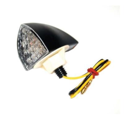 Clignotants Bihr LED profile noir (paire)