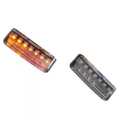 Clignotants Dasher LED avec feu stop intégré (paire)