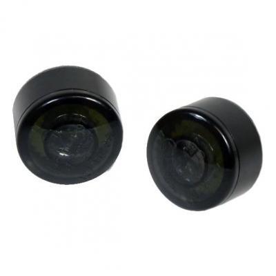 Clignotants Highsider Apollo LED noirs avec feu de position