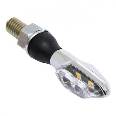 Clignotants Highsider Sonic-X2 LED chromés