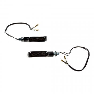 Clignotants LEDS Smartness noir fumé (paire)