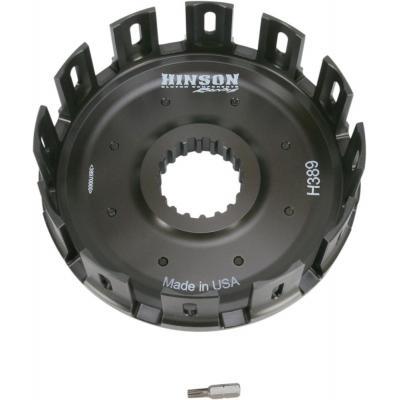Cloche d'embrayage aluminium Hinson Honda CRF 450X 05-14