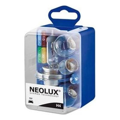 Coffret d'ampoules H4 Neolux 12V
