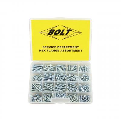 Coffret de vis Bolt pour moteur et carénages (352 pièces)