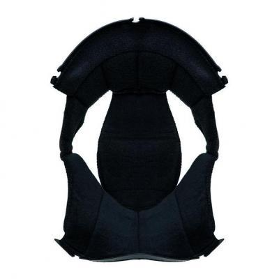 Coiffe de casque BELL Moto 3 noir