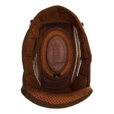 Coiffe de casque BELL SX-1 marron