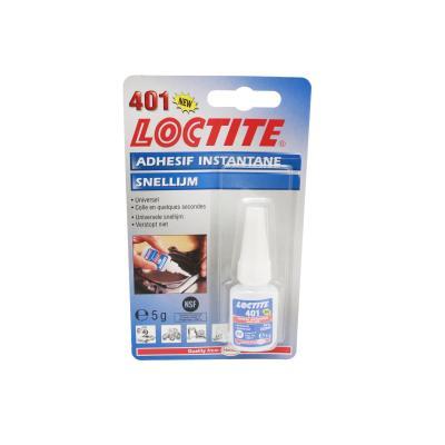 Colle super glue 3 Loctite E 401 5g