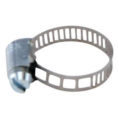 Collier de serrage métal de 9 à 14mm largeur 5mm