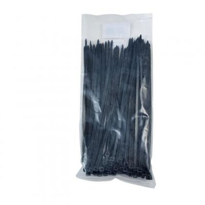 Colliers rilsan plastique 3,6x200 mm