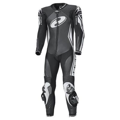 Combinaison cuir Held Full-Speed noir/blanc