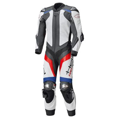Combinaison cuir Held Race-Evo II noir/blanc/bleu