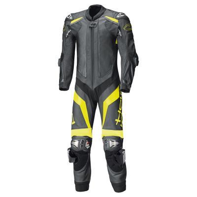 Combinaison cuir Held Race-Evo II noir/jaune