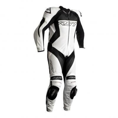 Combinaison cuir RST TracTech EVO 4 blanc