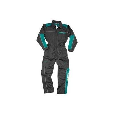 Combinaison d'atelier Motorex noire/verte taille 44