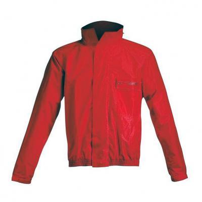 Combinaison de pluie Acerbis Logo rouge/noir
