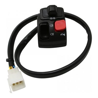 Commodo 00H02305381 pour Gilera SMT / RCR 06- / Aprilia 50 RX 06-