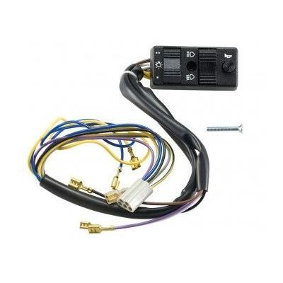 Commutateur de feux C4 pour Vespa PK 125 2T 82-84 sans démarreur électrique