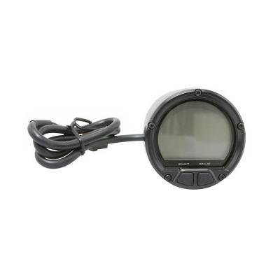Compte Tours Koso Digital D55 DL-02R avec Indicateur de Température