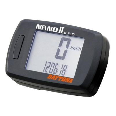 Compteur Daytona Nano II