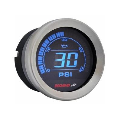 Compteur de pression d'huile Koso HD-02P