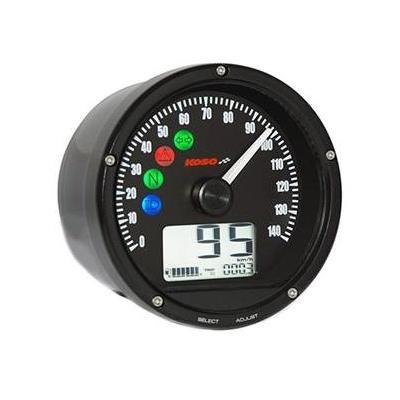 Compteur de vitesse Koso D75 noir