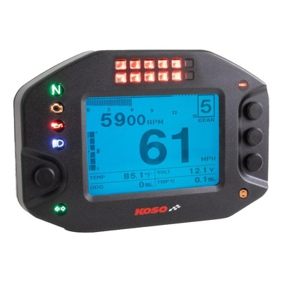Compteur digital multifonction Koso RS2