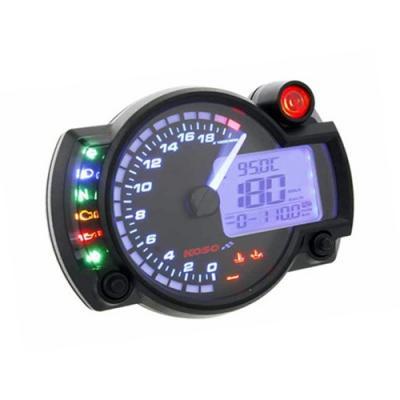 Compteur Koso RX2N+ GP Style 10 000 tr/min