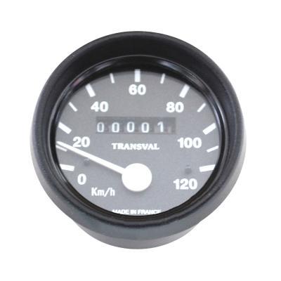 Compteur transval 120km/h pour MBK 51s jantes grimeca