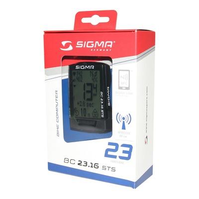 Compteur vélo Sigma BC 23.16 STS CAD (30 fonctions)