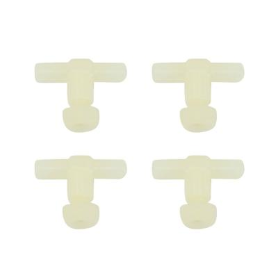 Connecteurs de synchroniseur de carburateur 4 pièces