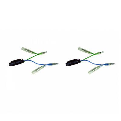 Connectique Chaft Clignotants LED