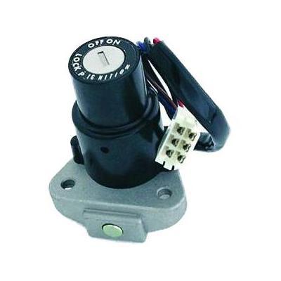 Contacteur à clé adaptable type origine Yamaha DT 125/ XT 350