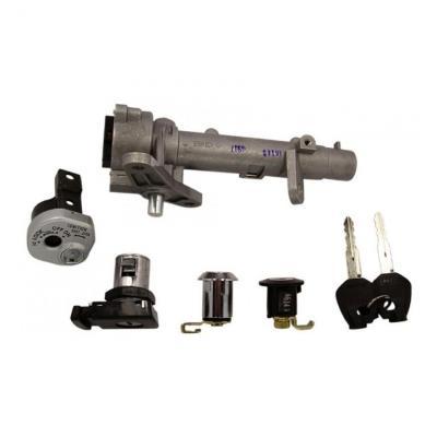 Contacteur à clé + serrures adaptable type origine Suzuki Burgman 125/150